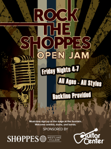 Open Jam - Open Mic Night